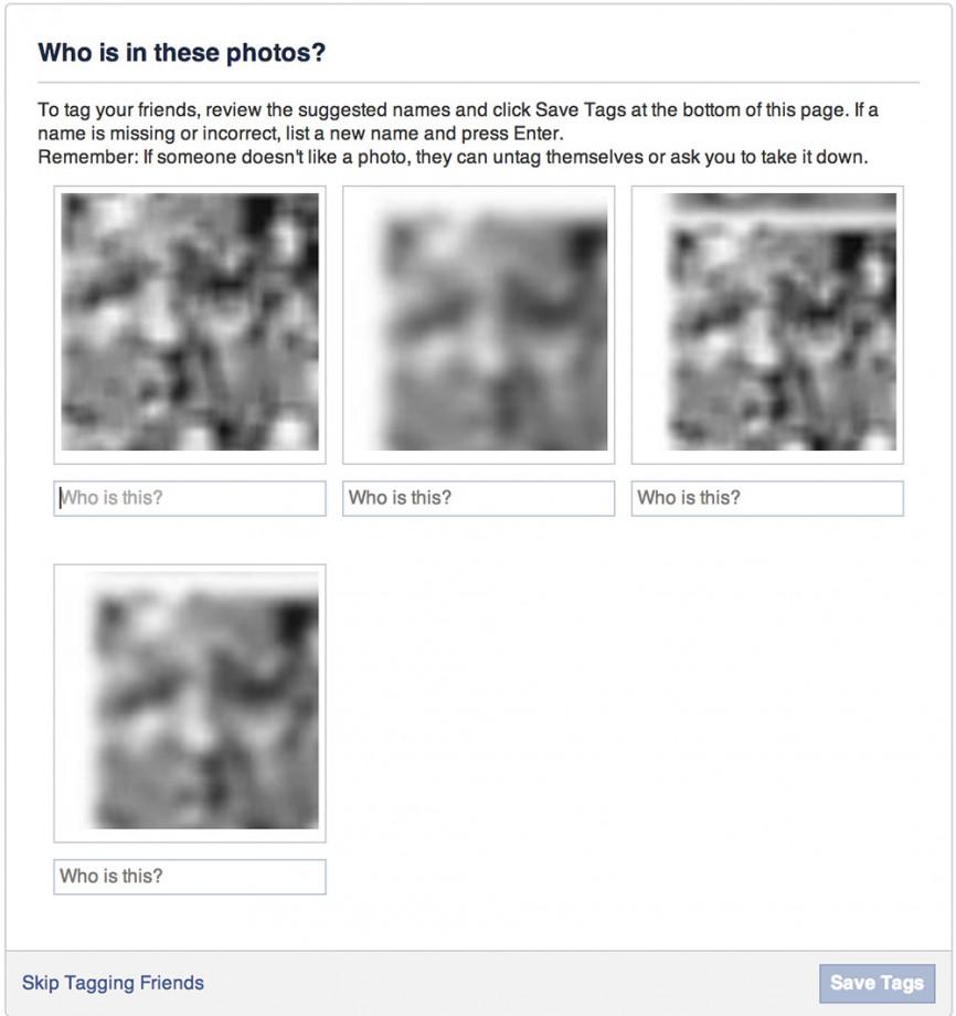 facebookvisage