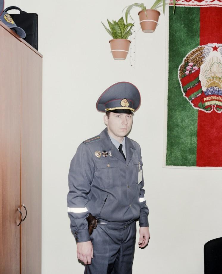 Vasily, the best policeman of Minsk