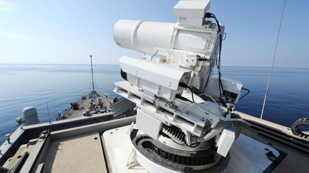 L'armée américaine présente son laser d'attaque