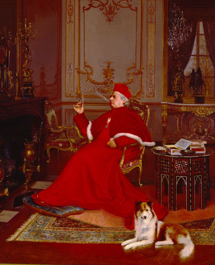 peinture-Cardinal-Georges-Croegaert-01