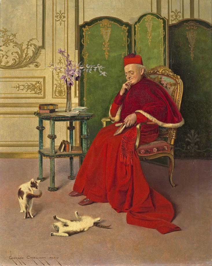 peinture-Cardinal-Georges-Croegaert-03