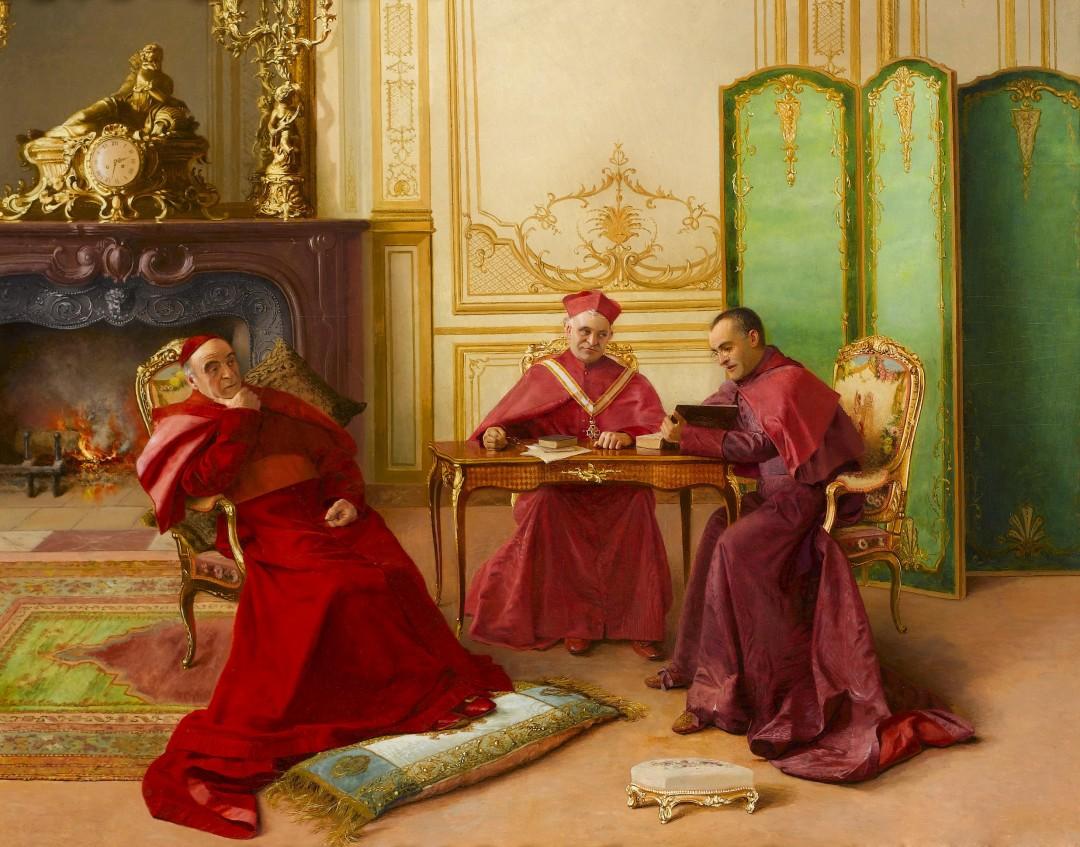 peinture-Cardinal-Georges-Croegaert-04