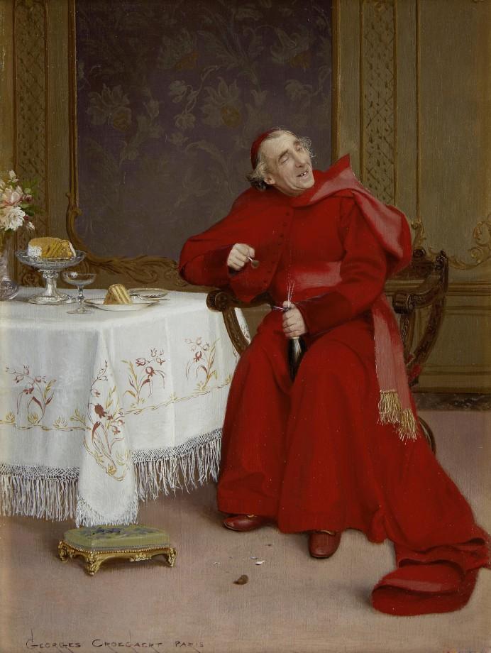 peinture-Cardinal-Georges-Croegaert-05