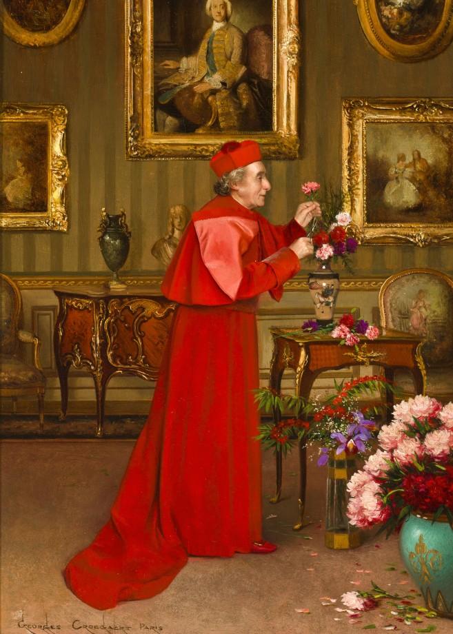 peinture-Cardinal-Georges-Croegaert-07
