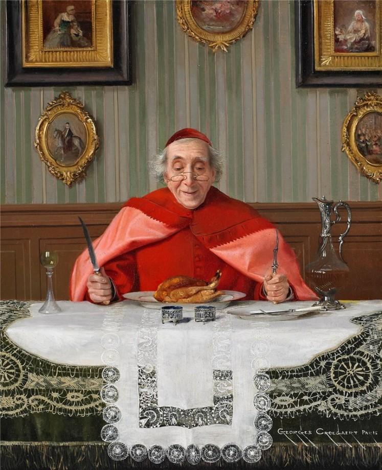 peinture-Cardinal-Georges-Croegaert-12