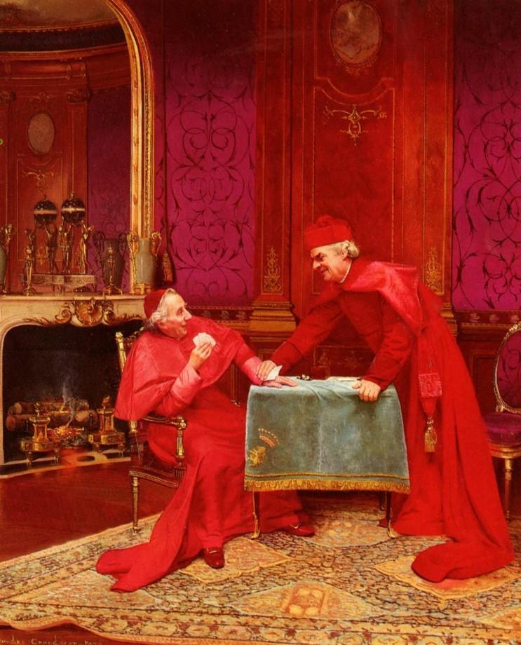 peinture-Cardinal-Georges-Croegaert-13