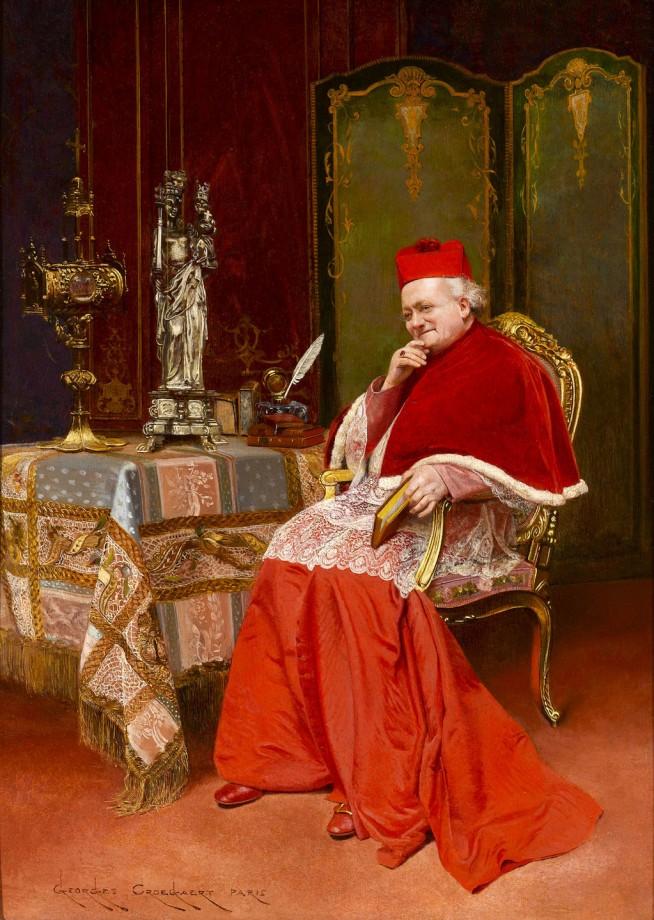 peinture-Cardinal-Georges-Croegaert-14