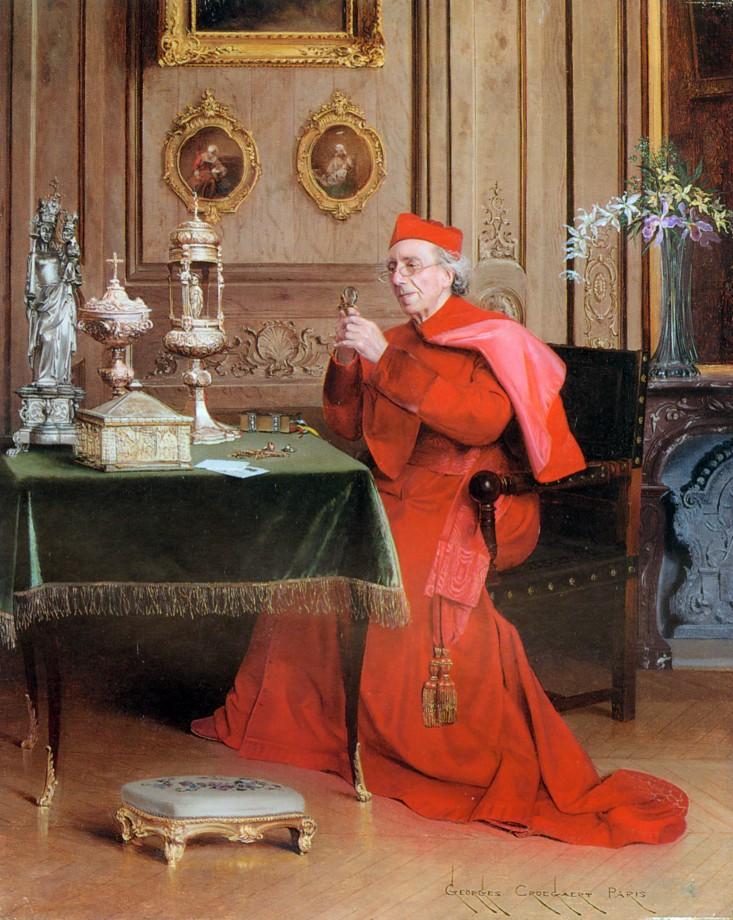 peinture-Cardinal-Georges-Croegaert-17