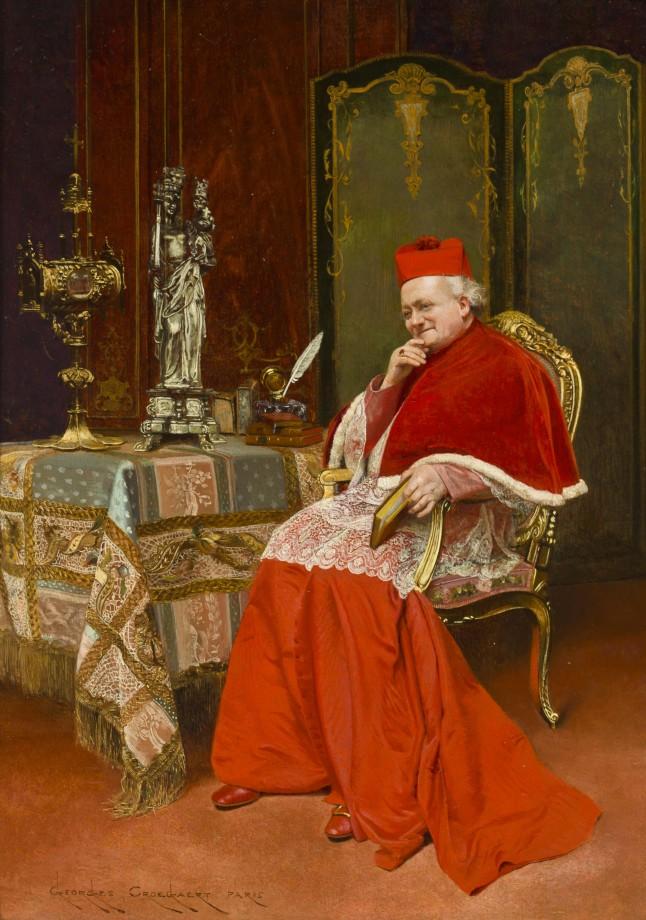 peinture-Cardinal-Georges-Croegaert-18