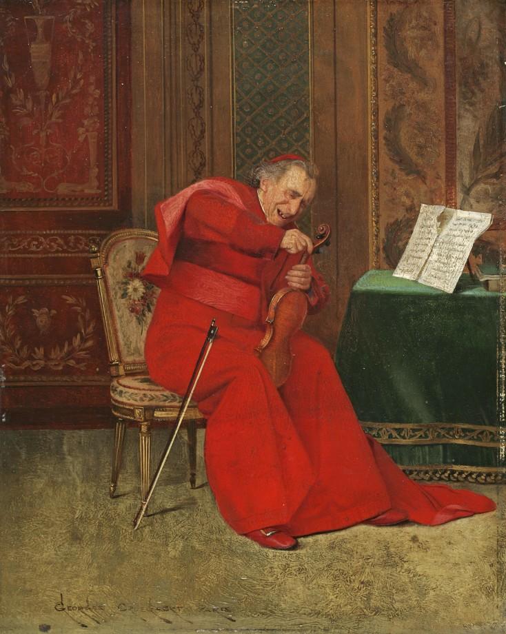 peinture-Cardinal-Georges-Croegaert-19