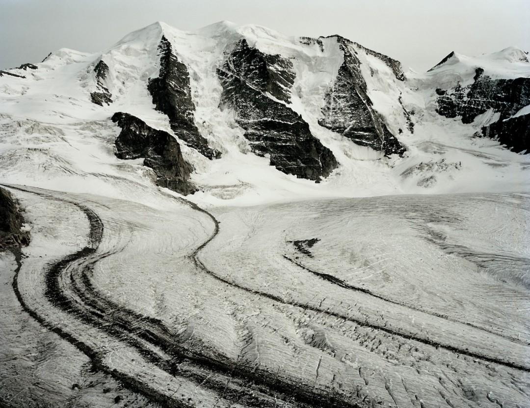 Persgletscher, Switzerland, 2010