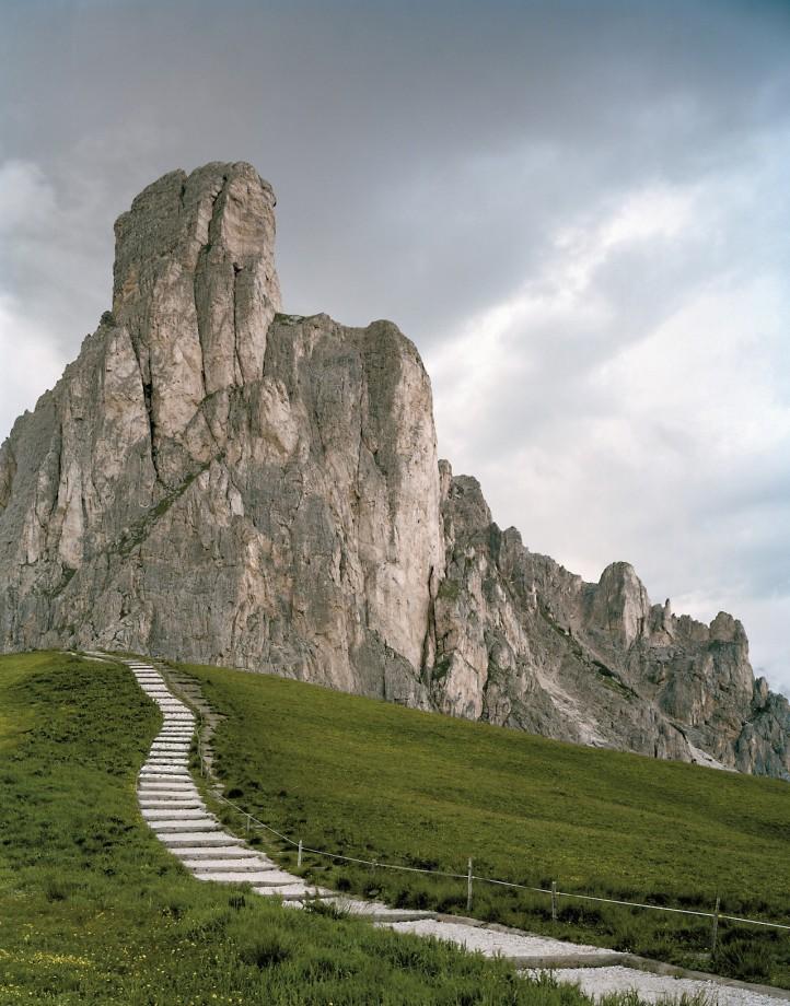 Passo di Giau, Italy, 2014