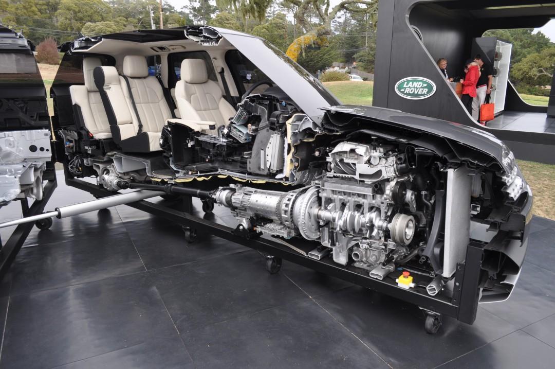 Un Land Rover