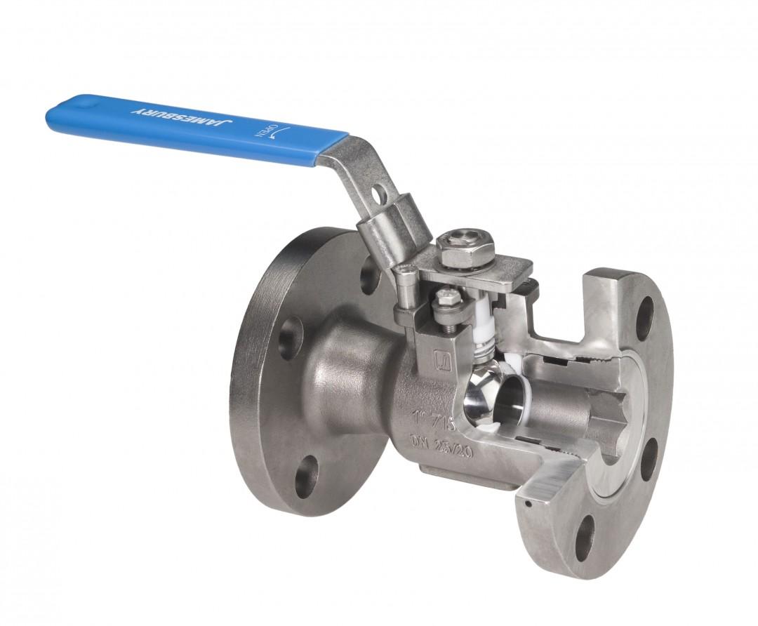 Une valve