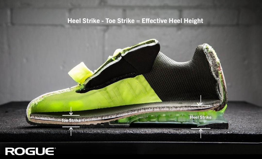 Une chaussure de sport