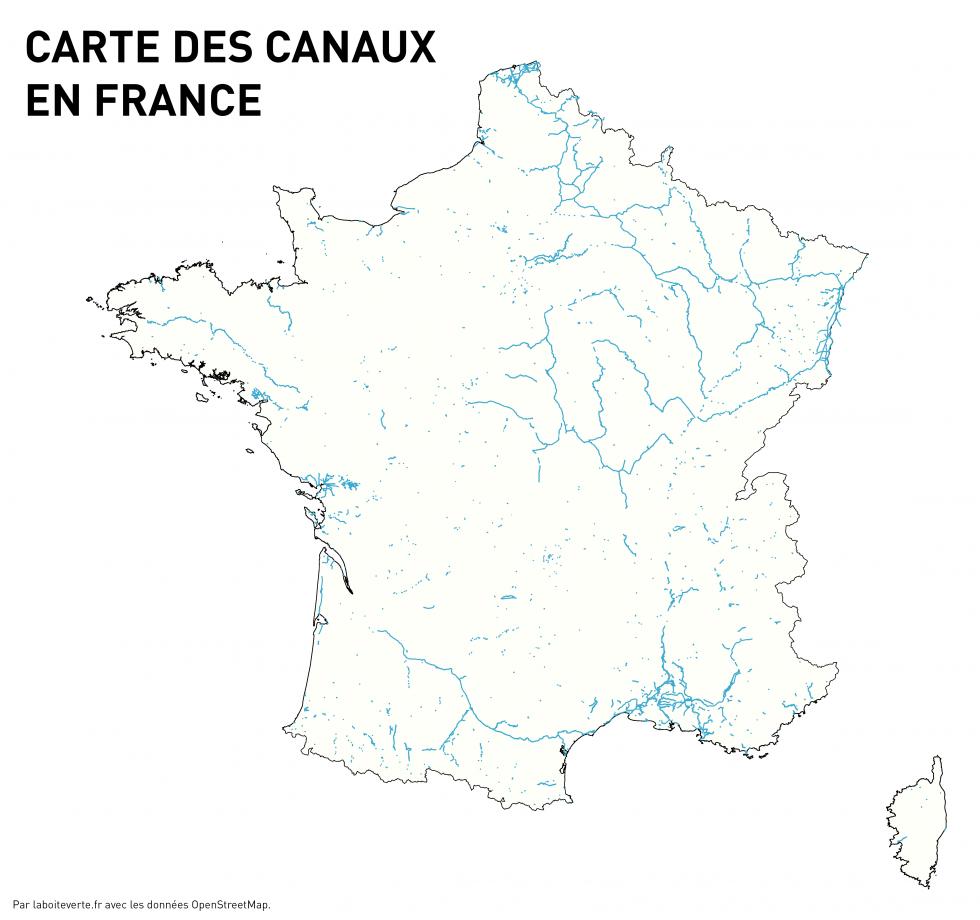 carte-france-canal