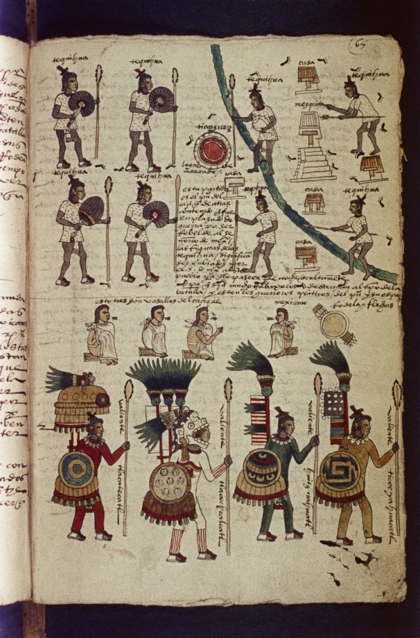 codex-mendoza-aztek-33