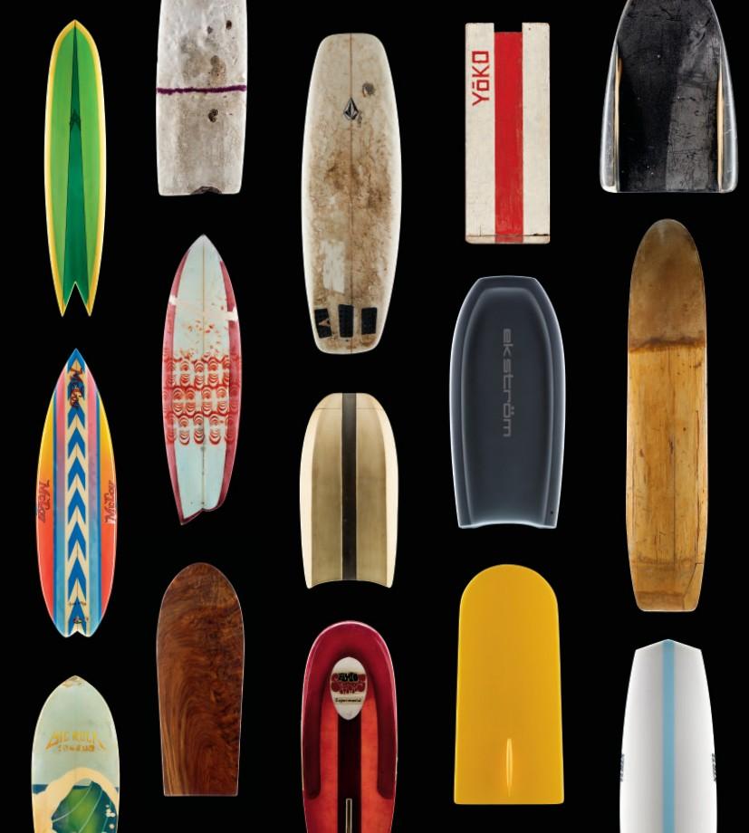 l 39 histoire du design des planches de surf. Black Bedroom Furniture Sets. Home Design Ideas