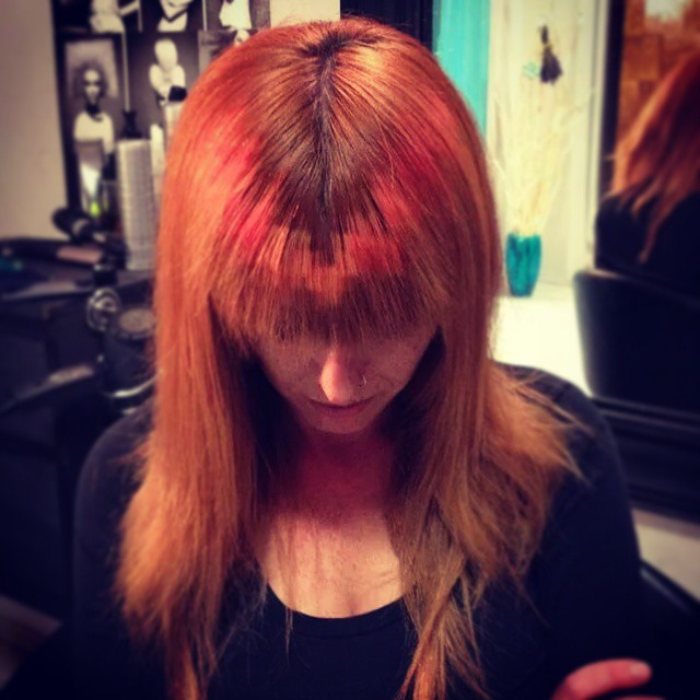 Pixel Couleur Cheveux 09 La Boite Verte