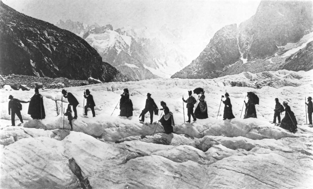 promenade-glacier-chamonix-ancien