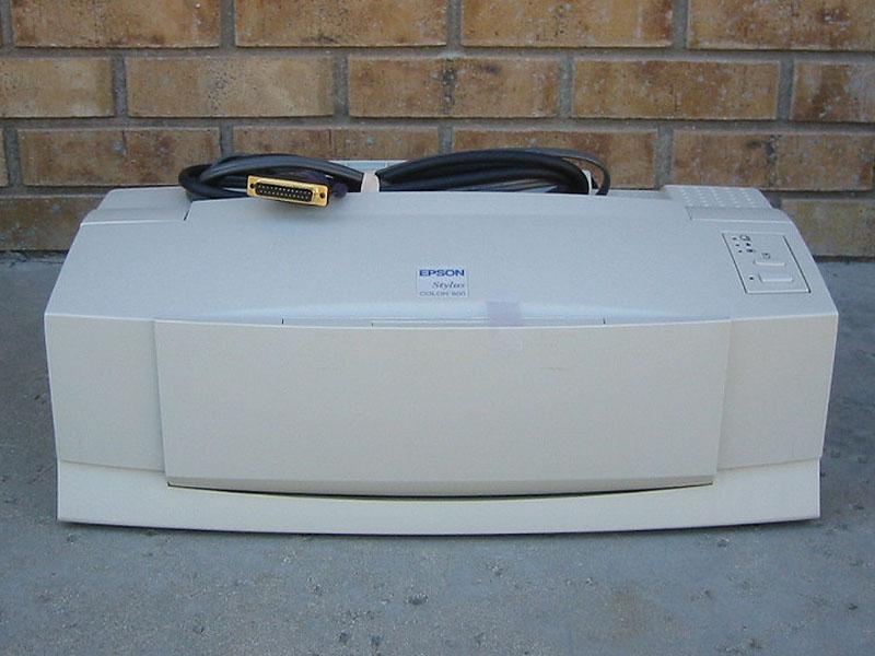 Une autre Epson Stylus Color 800