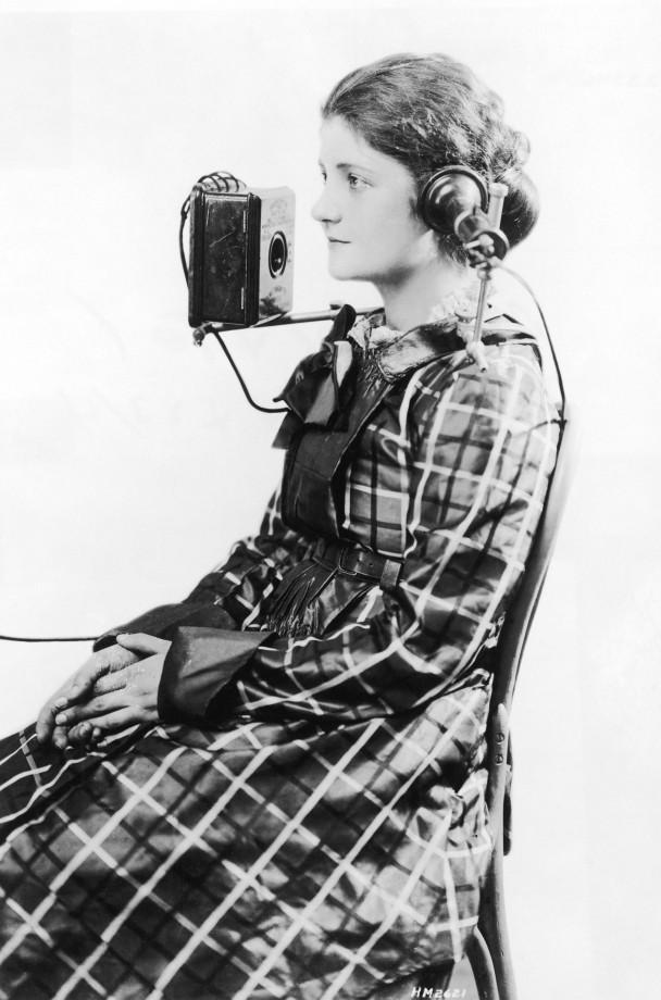 casque-audio-micro-ancien