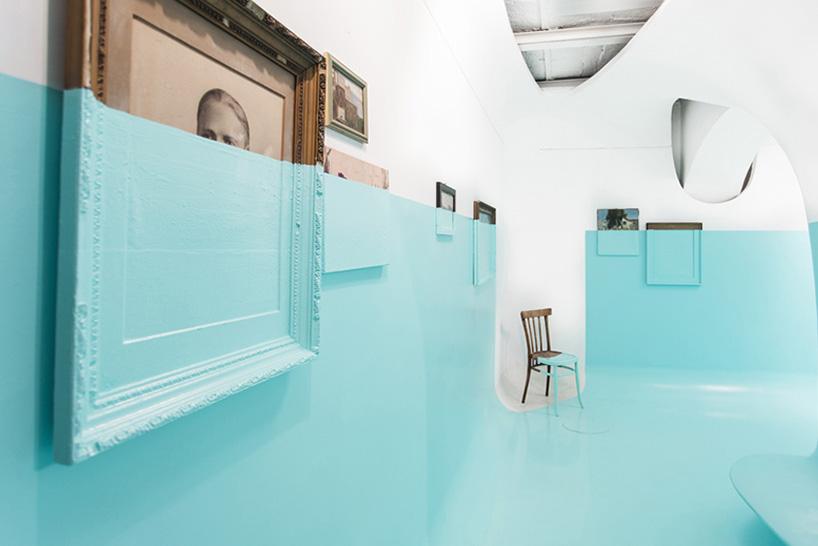 du bleu jusque l. Black Bedroom Furniture Sets. Home Design Ideas