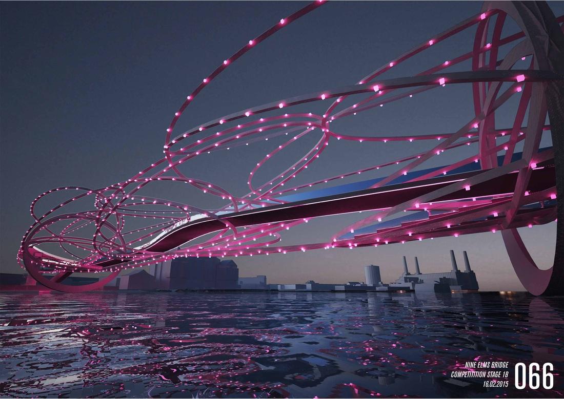 74 Propositions Pour Un Pont A Londres