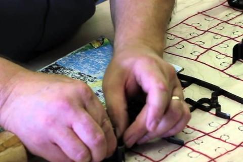 Comment fabriquer un puzzle à la main