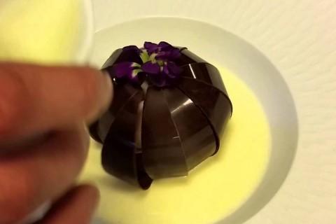 L'éclosion d'un dessert