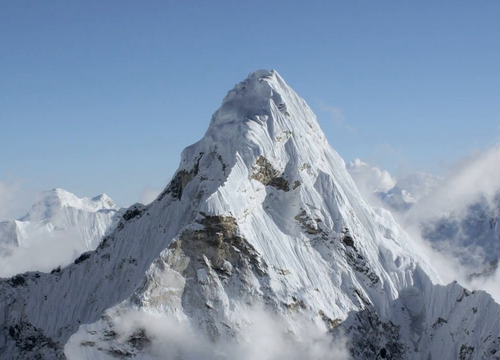 l himalaya à 6000m d altitude