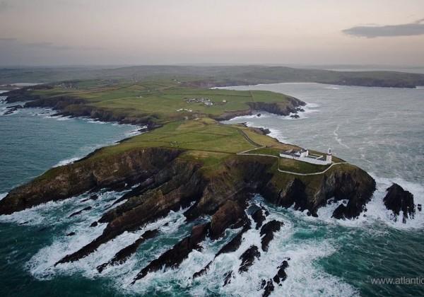 L'Irlande c'est beau d'en haut