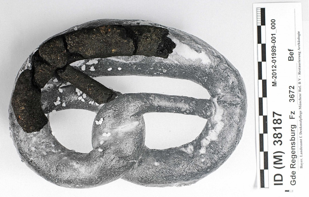 18th Century Pretzel Found In German Bakery