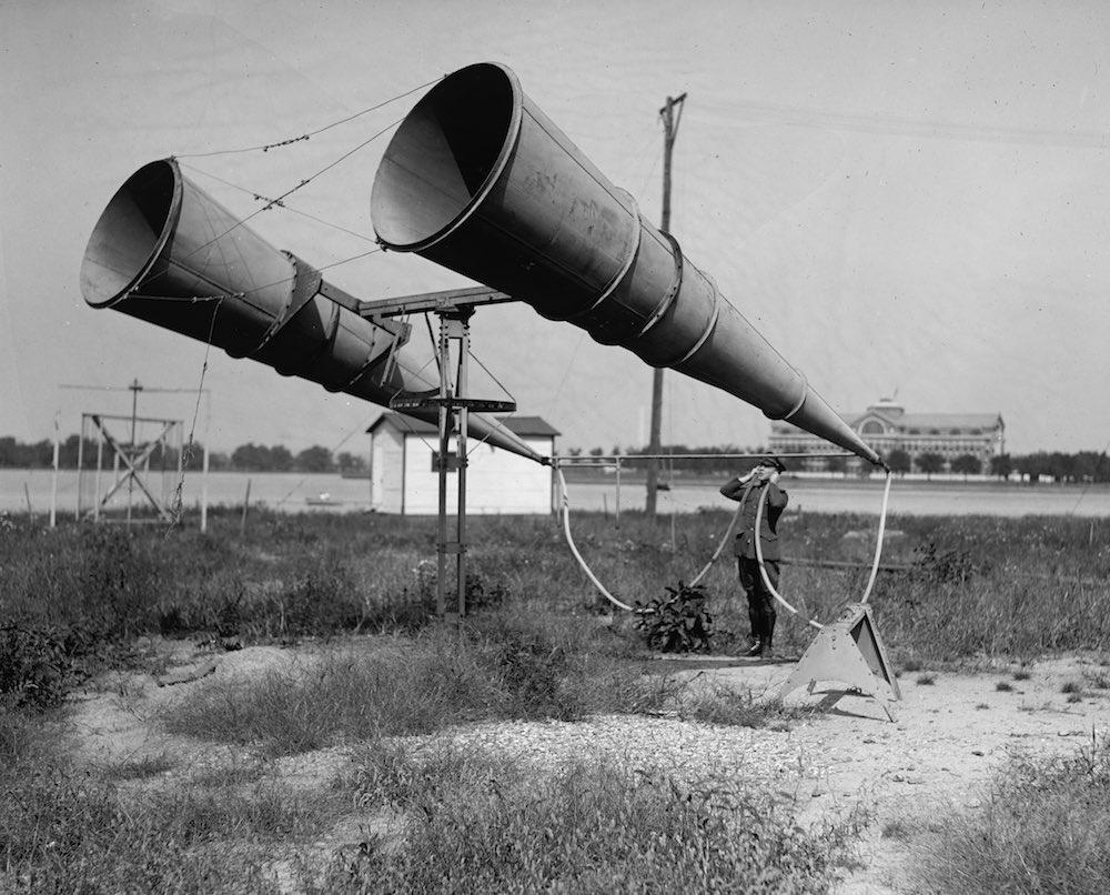 Bolling Field Horn Amplifiers