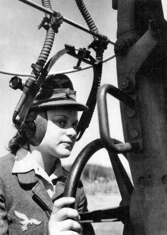 World War 2: German woman acoustician