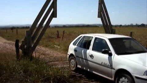 Une barrière ingénieuse