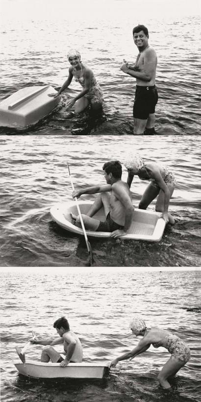 JFK-jackie-kennedy-bateau