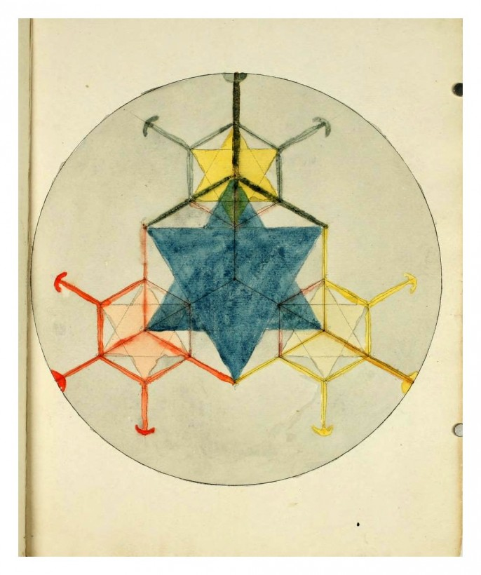 alchimie-illustration-manly-palmer-hall-geometrie-couleur-02