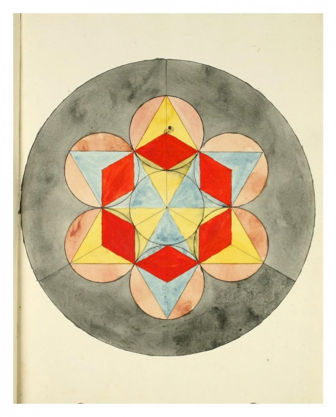 alchimie-illustration-manly-palmer-hall-geometrie-couleur-07