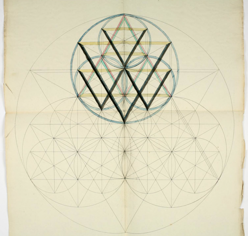 alchimie-illustration-manly-palmer-hall-geometrie-couleur-10