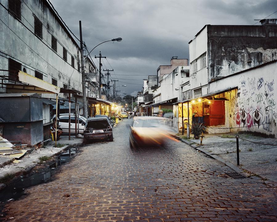 SŽrie rŽalisŽe ˆ Rio de Janeiro entre 2008 et 2010