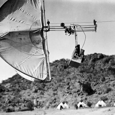 M0008638 'Photographic automatic kite'