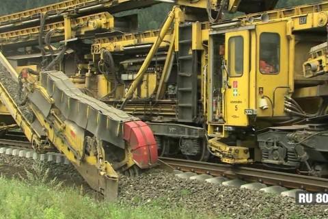 Comment remplacer une voie ferrée automatiquement