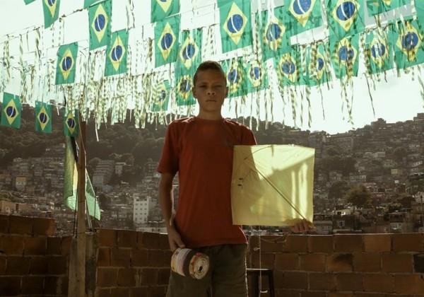 Des combats de cerf volants dans les favelas du Brésil