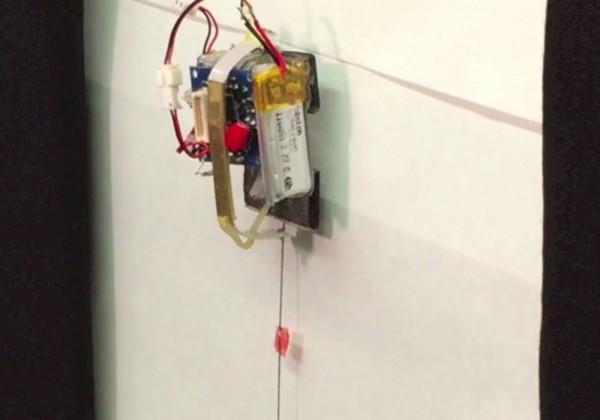 Des petits robots costauds qui tirent 2000 fois leur poids