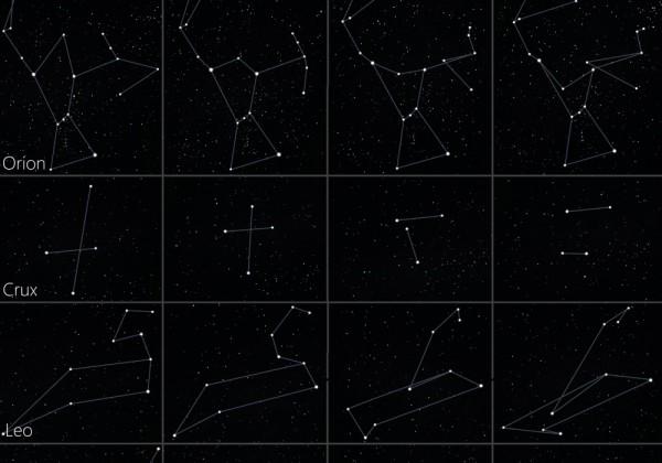 evolution-constellation