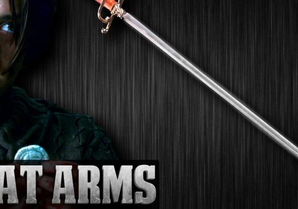 Forger l'épée d'Arya
