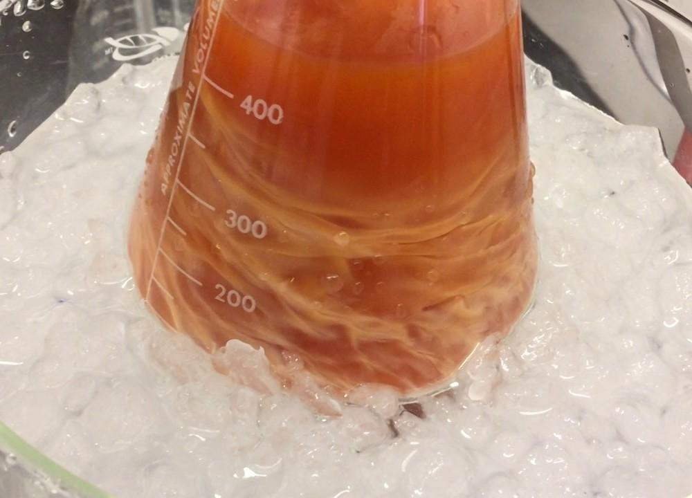 La recristallisation du 4-hydroxybenzaldehyde