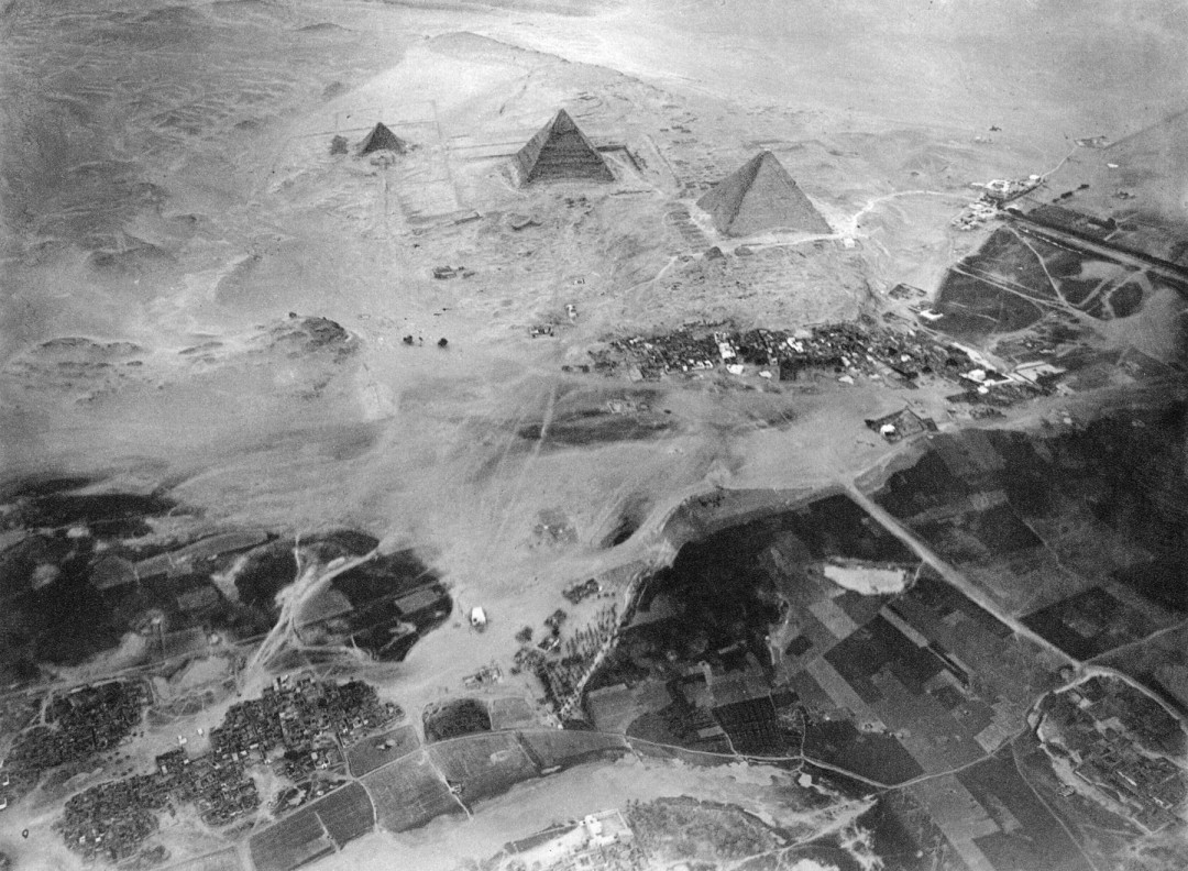 Egypte-pyramides-Gizeh-aerienne-ancien-1904