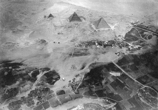 Egypte-pyramides-Gizeh-aerienne-ancien-1904